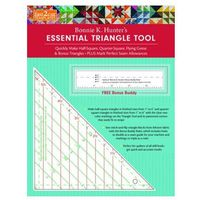 fast2cut (R) Bonnie K. Hunter's Essential Triangle Tool