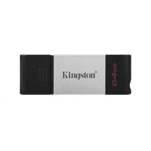 Kingston DataTraveler 80 64 GB USB-C Black