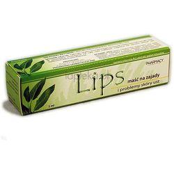 LIPS Maść na zajady 5 ml