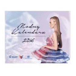Kalendarz ścienny 2016 Modny Kalendarz