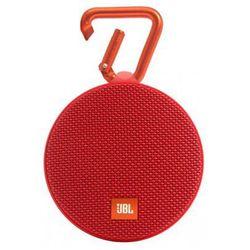 Głośnik przenośny JBL Clip 2 Czerwony