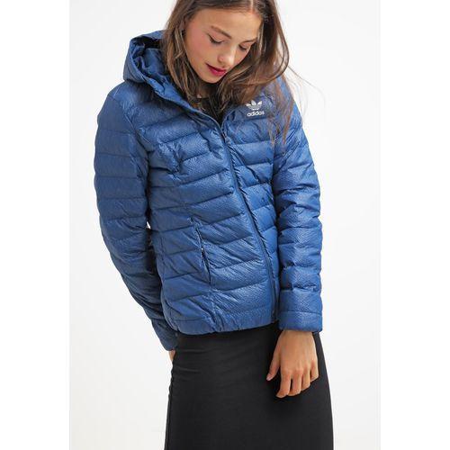 adidas Originals SLIM FIT Kurtka zimowa dark blue porównaj