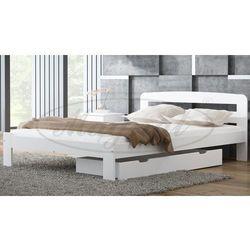 Łóżko drewniane Sara 120x200 białe