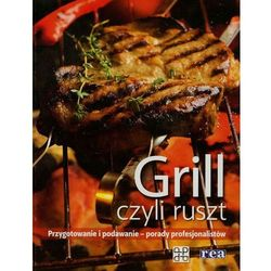 GRILL CZYLI RUSZT (opr. miękka)