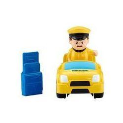 Małe pojazdy Little People Fisher Price (taxi)