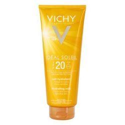 Vichy Idéal Soleil balsam nawilżająco ochronny do twarzy i ciała SPF 20 + do każdego zamówienia upominek.