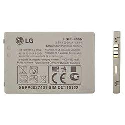 LG GM750 / LGIP-400N 1500mAh 5.6Wh Li-Polymer 3.7V (oryginalny)