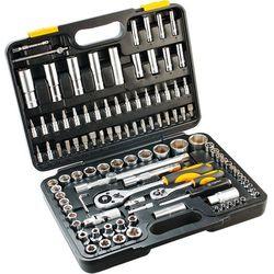 Zestaw kluczy nasadowych TOPEX 38D644 1/2 i 1/4 cala (108 elementów)