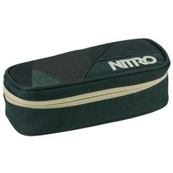 pokrowiec Nitro Pencil Case - Fragments Green