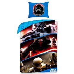 Halantex Dziecięca pościel bawełniana Star Wars 525, 140 x 200 cm, 70 x 90 cm