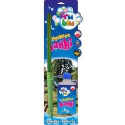Fru Blu, Zestaw do baniek mydlanych, sznurek 50 cm + płyn 0,5 l Darmowa dostawa do sklepów SMYK