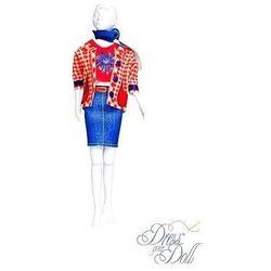 Model ubrania -Debbie Cornflower (poziom łatwy)