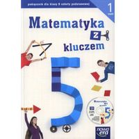 Matematyka, klasa 5, Matematyka z kluczem, podręcznik, część 1, Nowa Era + CD - Dostawa zamówienia do jednej ze 170 księgarni Matras za DARMO
