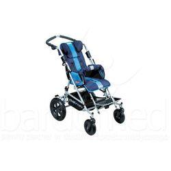 Wózek inwalidzki dziecięcy spacerowy Patron TOM X-Country maxi szer. 38