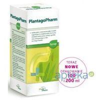 PlantagoPharm syrop 200 ml