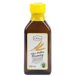 Olej z kiełków pszenicy w opakowaniach 100 ml OlVita