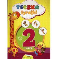 Teczka Żyrafki. 2-latka