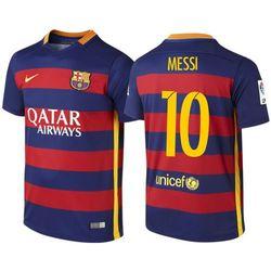 Koszulka Nike FC Barcelona Home junior Messi