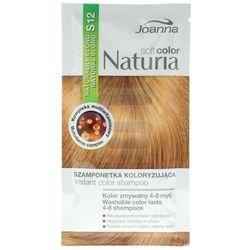 Joanna Naturia Soft Color Szamponetka koloryzująca Naturalny Blond S12