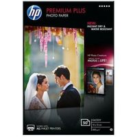 Papier HP Premium Plus High-gloss Snapshot Photo 300g 10 x 15 cm