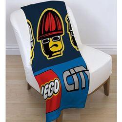 LEGO CITY HEROS KOC KOCYK PLED NARZUTA