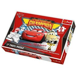 Auta Puzzle Maxi