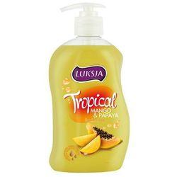 LUKSJA 450ml Tropical Mango&Papaya Mydło w płynie