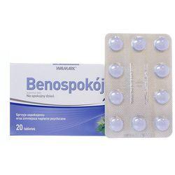 BENOSPOKÓJ 20 tabletek