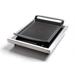 Zestaw: Kuchenka indukcyjna i patelnia grillowa indukcyjna