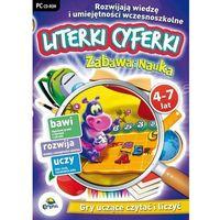 Zabawa i Nauka Literki cyferki 4-7 lat (PC)