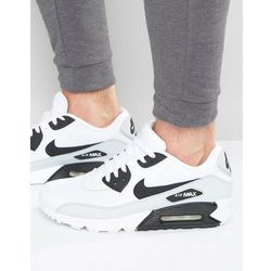 Nike Air Max 90 Essential Trainers In White 537384-127 - White