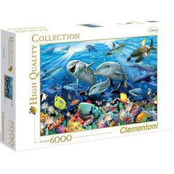 Puzzle 6000 High Quality Collection Underwater