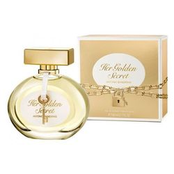 Antonio Banderas Her Golden Secret Woman 50ml EdT