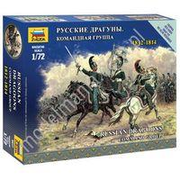 Rosyjscy dragoni, grupa dowodzenia 1812-1814 Zvezda 6817