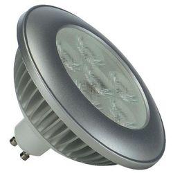 Żarówka LED SLV 550342, 10 W, 460 lm, 3000 K, ciepła biel, 230 V, 12000 h
