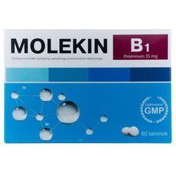 Molekin B1 60 tabletek
