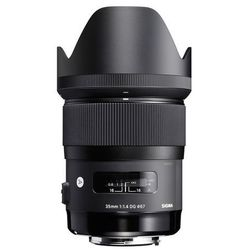Obiektyw SIGMA A 35/1.4 DG HSM Nikon + DARMOWY TRANSPORT!