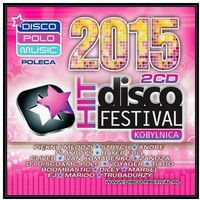 Disco Hit Festival Kobylnica 2015 (CD) - Various Artists