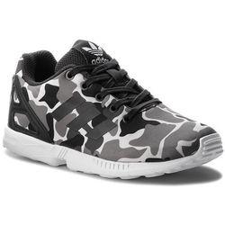 buy online 5c1ea 2ce5b Buty adidas - Zx Flux C AQ1739 CarbonCarbonFtwwht