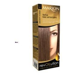 Marion RevOILution (W) farba do włosów bez amoniaku 114 Orzech Laskowy 80ml