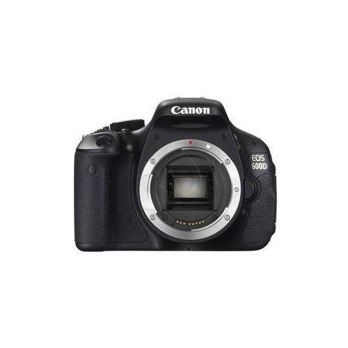 Canon eos 600d por wnaj zanim kupisz for Housse canon eos 600d