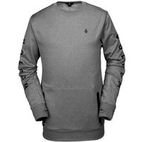 bluza VOLCOM - Pat Moore Fleece Heather Grey (HGR)