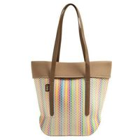 BUILT City Tote - Torba miejska (Candy Dot)