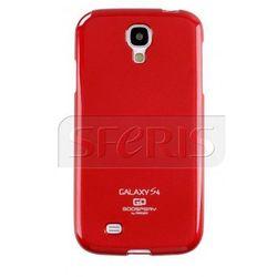 Etui GOOSPERY ochronne Jelly case do LG L9 czerwony - JC-L9-R