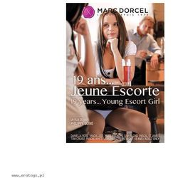 DVD Marc Dorcel - Young Escort Girl