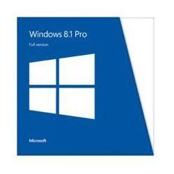 Microsoft OEM Windows 8.1 Pro x64 - Pełna wersja - Angielski - DARMOWA DOSTAWA!!!