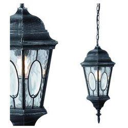 LAMPA wisząca VERA 100297 Markslojd metalowa OPRAWA zewnętrzny ZWIS do ogrodu IP23 outdoor szary
