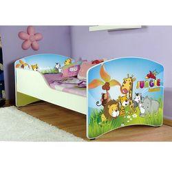 Łóżko parterowe Iga 160x80