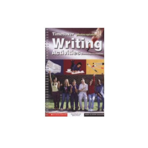 Timesaver: Writing Activities: Elementary - Intermediate (opr. miękka)