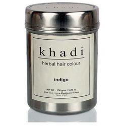 Khadi Herbal Hair Colour - Ziołowa farba do koloryzacji włosów Indigo 150g